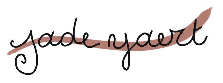 Logo Jade Yaert